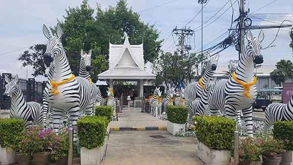 ศาลตายายเมืองทองธานี