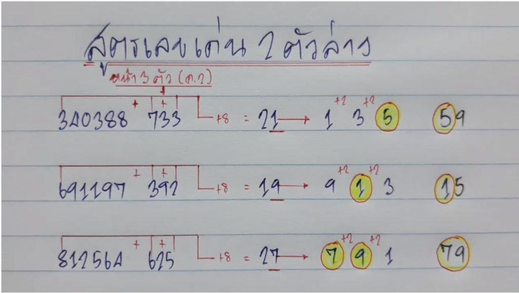 สูตรเลขเด่น 2 ตัวล่าง | https://tookhuay.com/ เว็บ หวยออนไลน์ ที่ดีที่สุด หวยหุ้น หวยฮานอย หวยลาว