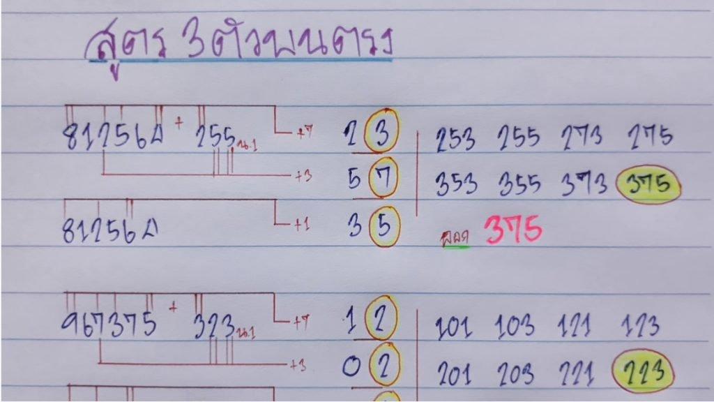สูตรหวย สูตร 3 ตัวบนตรง | https://tookhuay.com/ เว็บ หวยออนไลน์ ที่ดีที่สุด หวยหุ้น หวยฮานอย หวยลาว