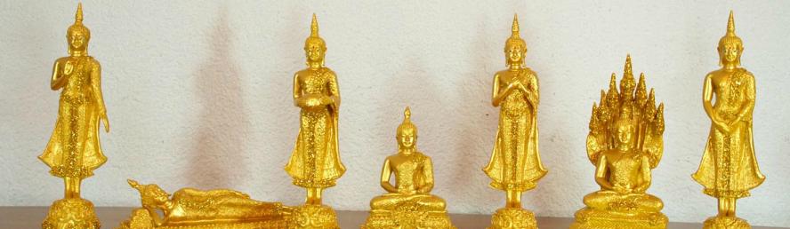พระพุทธรูปปางต่างๆ