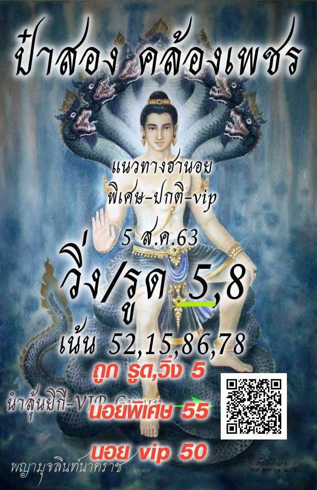 Hanoi Lotto Papa Song 5 8 63 1