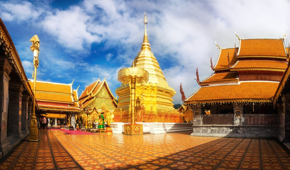 Doi Suthep Temple Traveloka2