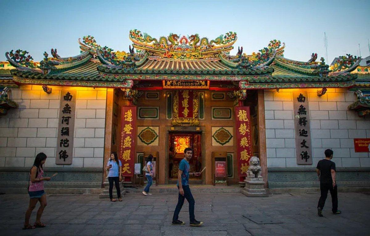 Leng Nei Yi Temple