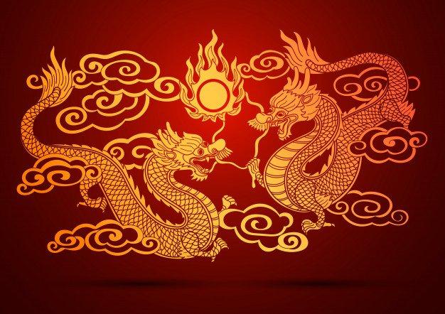 Chinese Dragon 54199 2