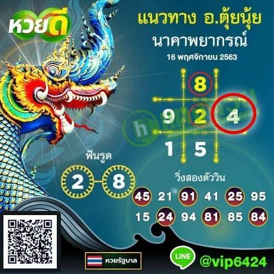Thai Lottery Guidelines 1 1 400x400 1 2