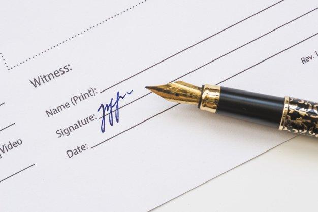 Witness Signature Paper 23 2147965632