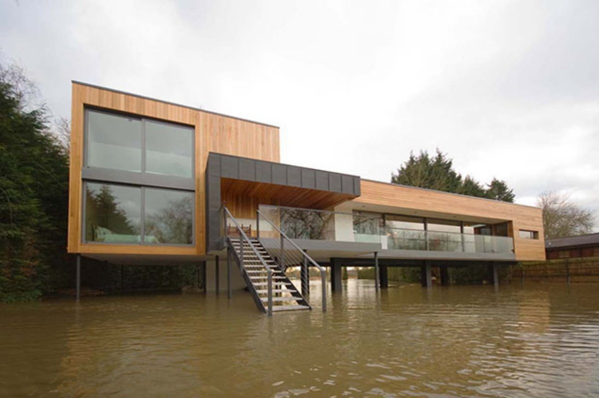 บ้านกันน้ำท่วม