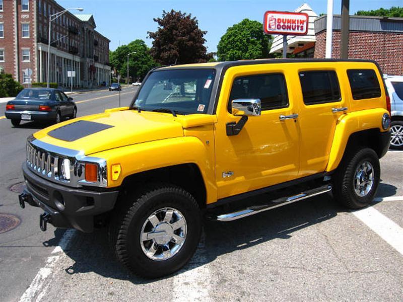 รถสีเหลือง