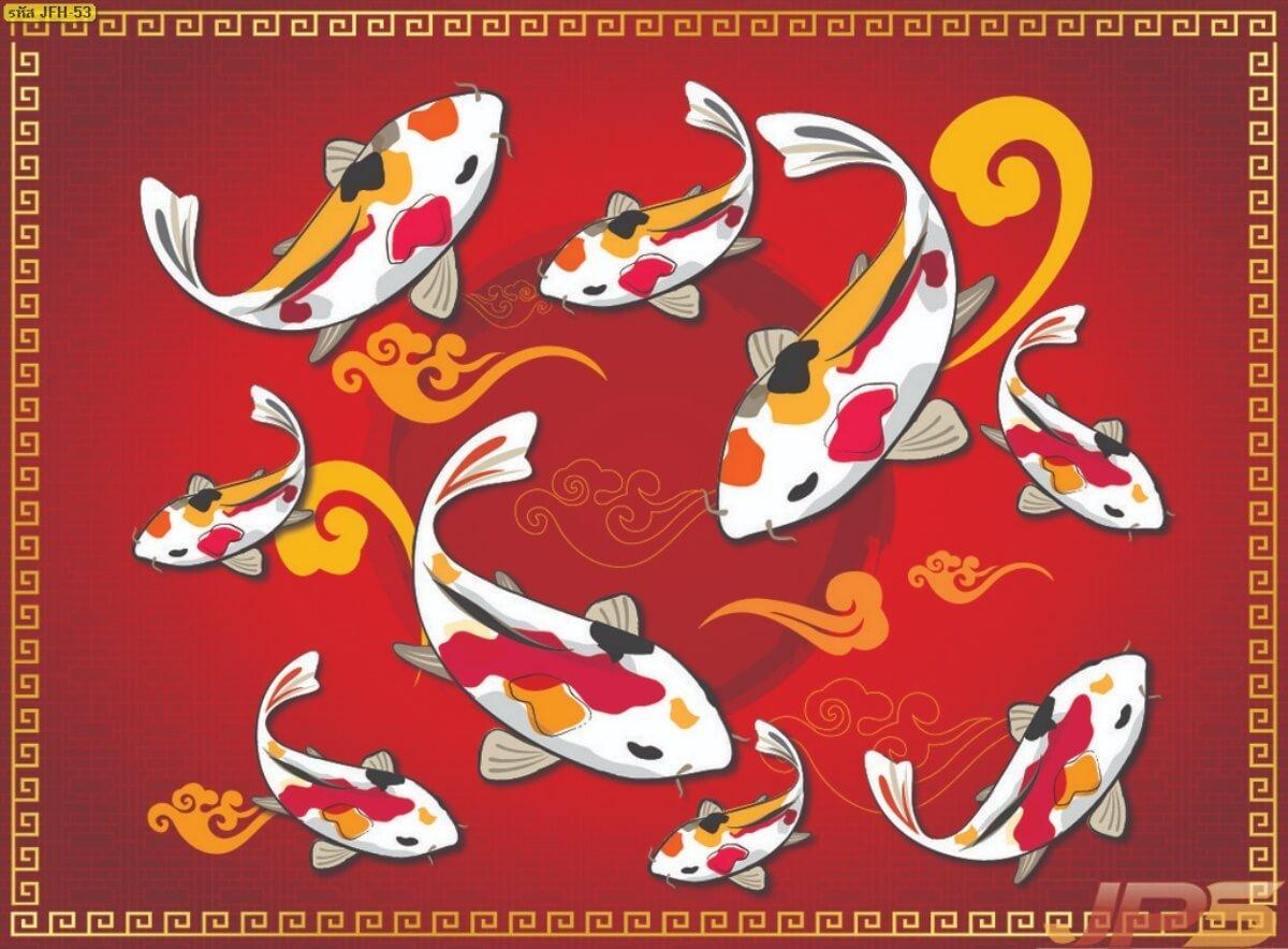ภาพมงคลตรุษจีน