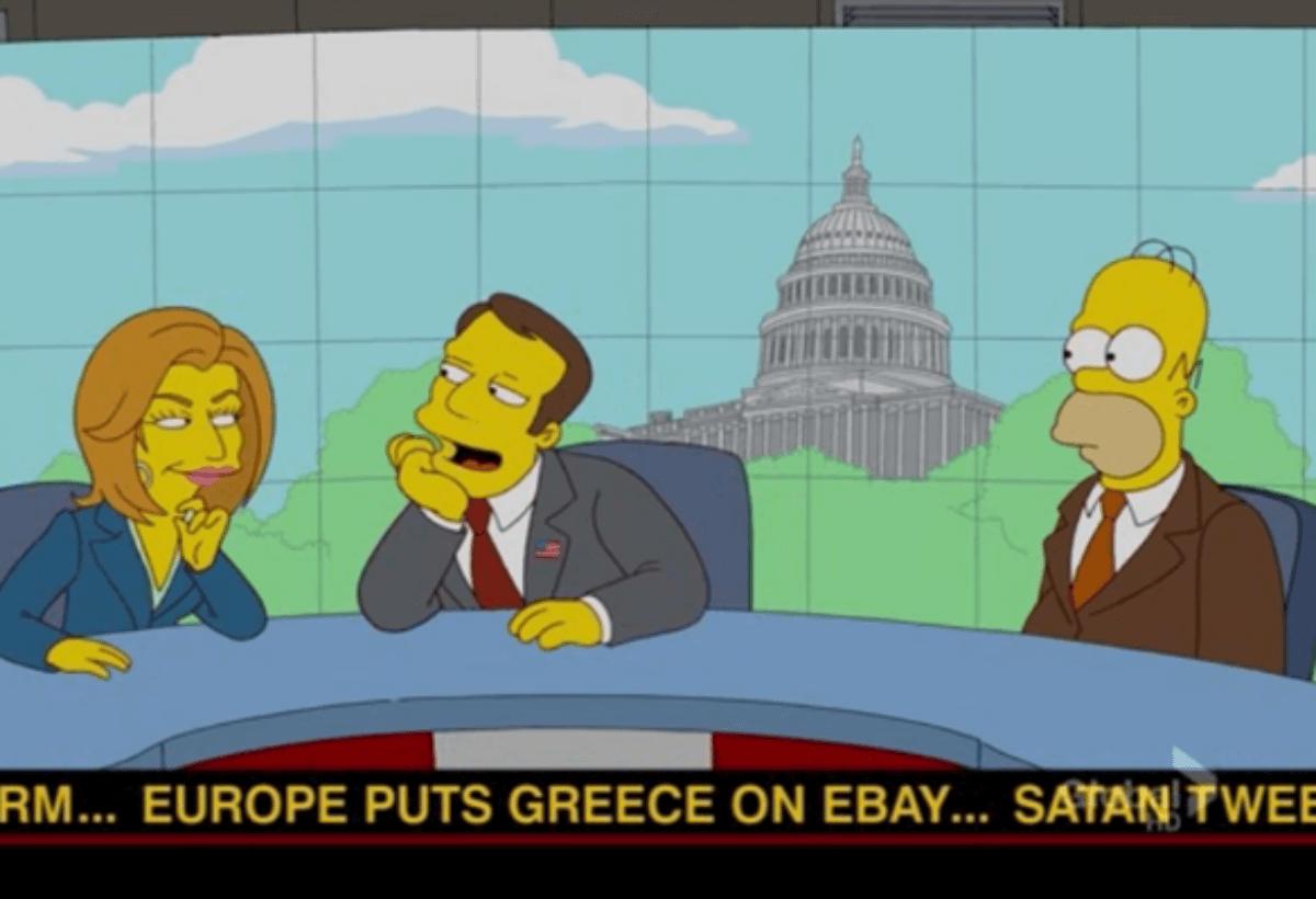 ซิมซันพูดถึงปัญหาหนี้ของประเทศกรีซ