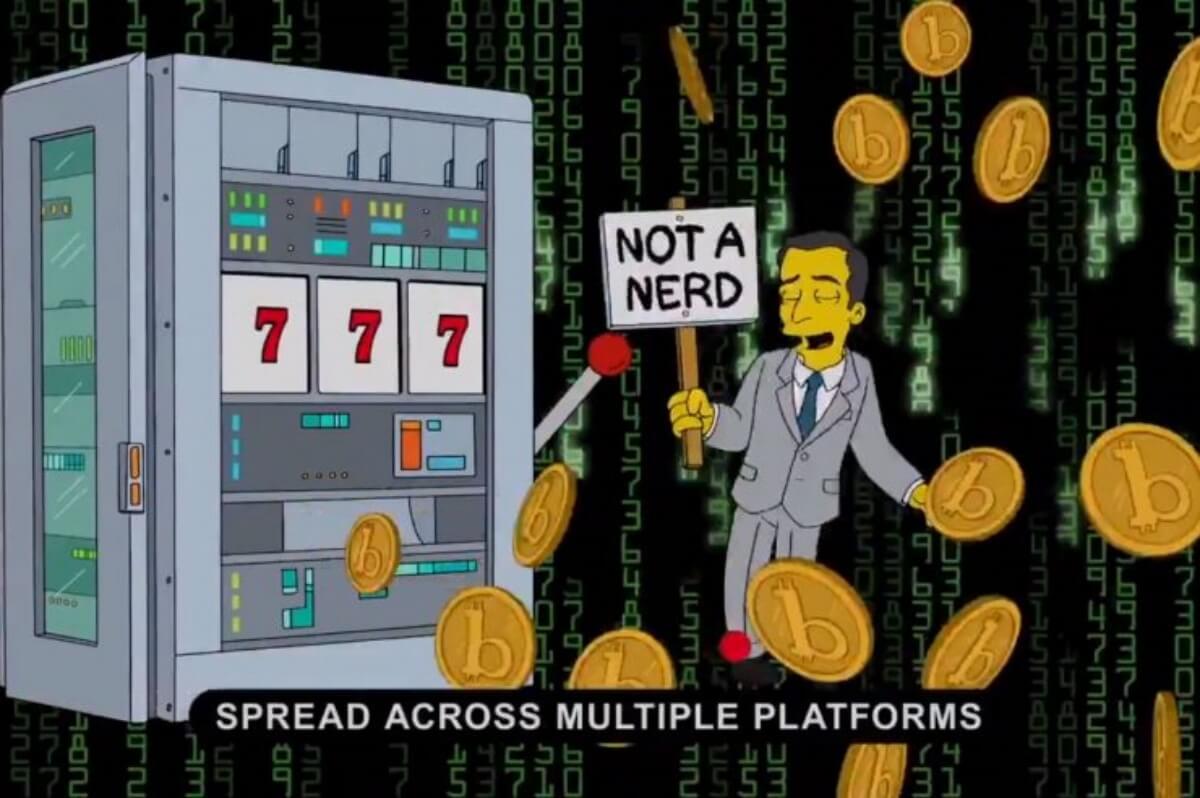 """ซิมซันพูดถึง Cryptocurrency เป็น """"เงินแห่งอนาคต"""""""