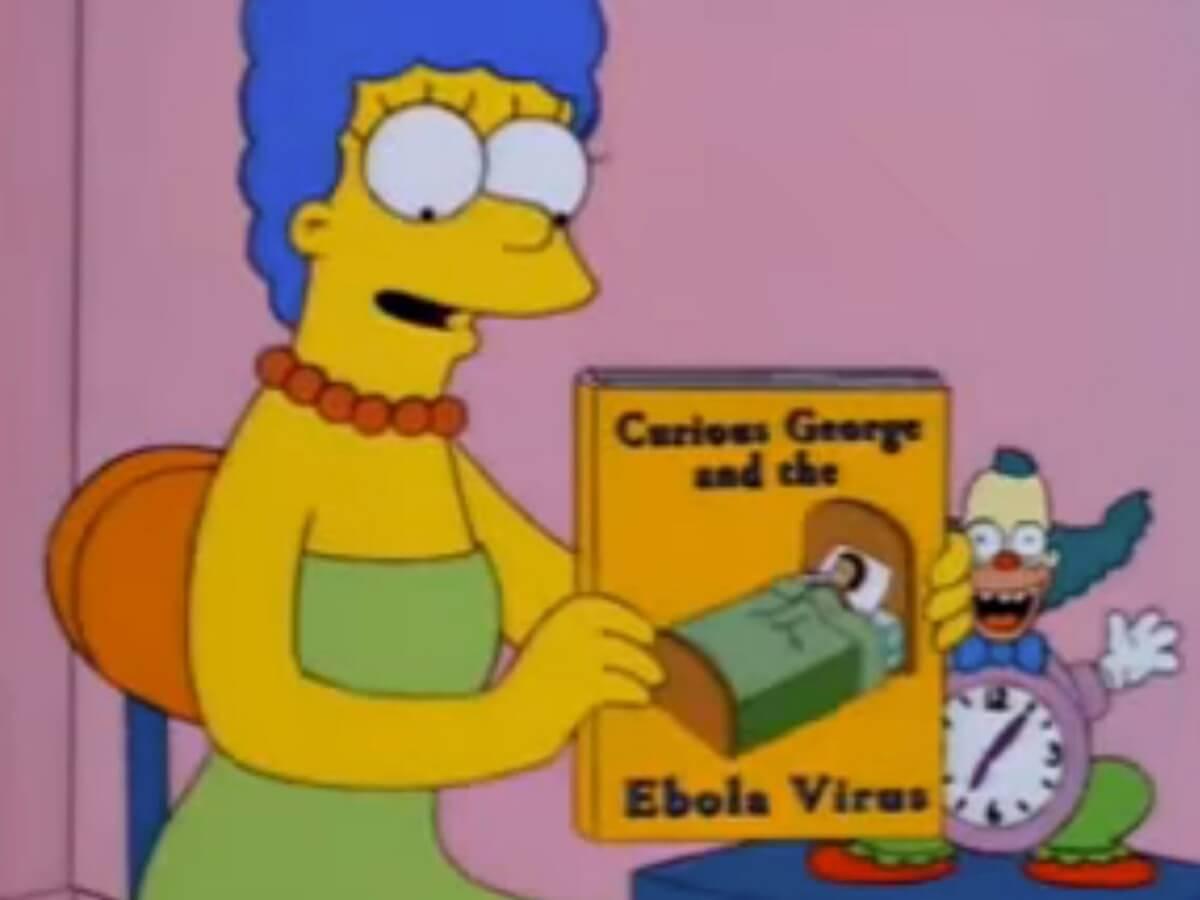 ซิมซันไวรัสอีโบล่า