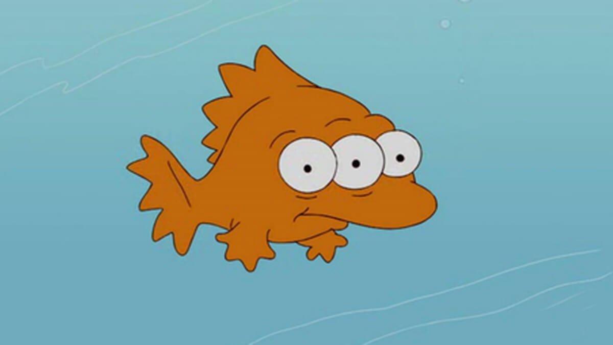 ปลาสามตา