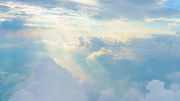 ฝันว่าไปเที่ยวสวรรค์