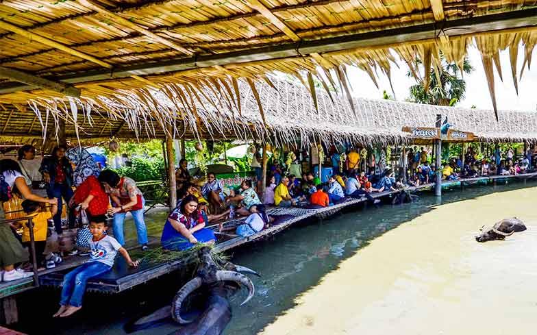 หมู่บ้านอนุรักษ์ควายไทย