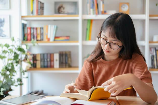 อ่านหนังสือสอบ