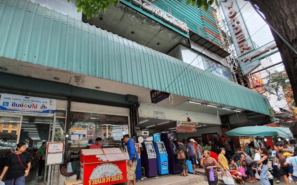 ตลาดวันเดอร์ ตลาดบางแค