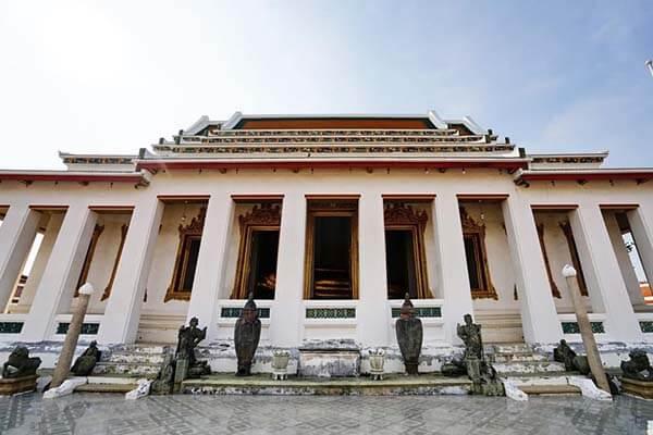 พระวิหารพระพุทธไสยาสน์