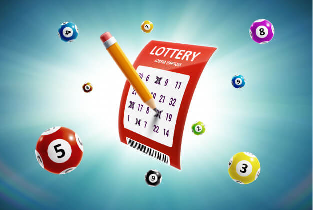 Lottery-background