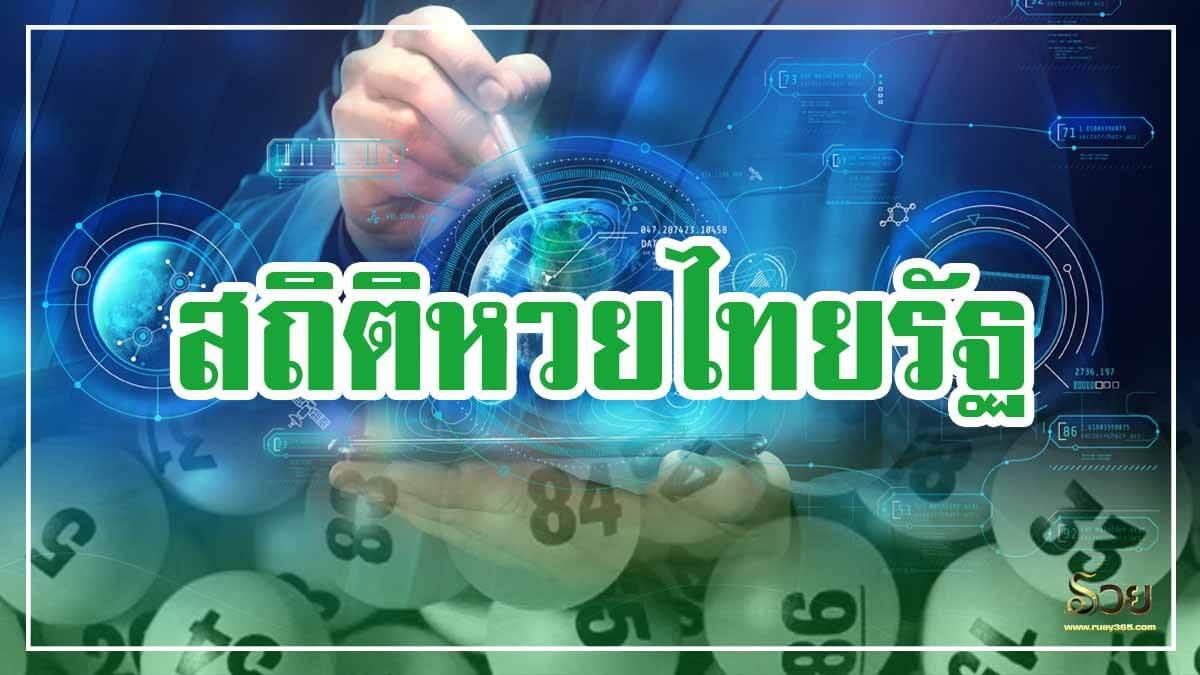 สถิติหวยไทยรัฐ
