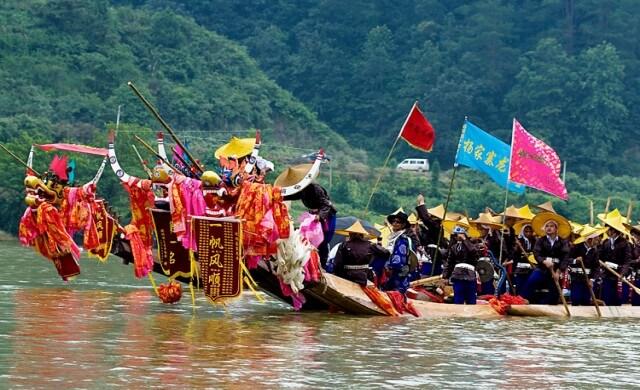 การแข่งเรือมังกร