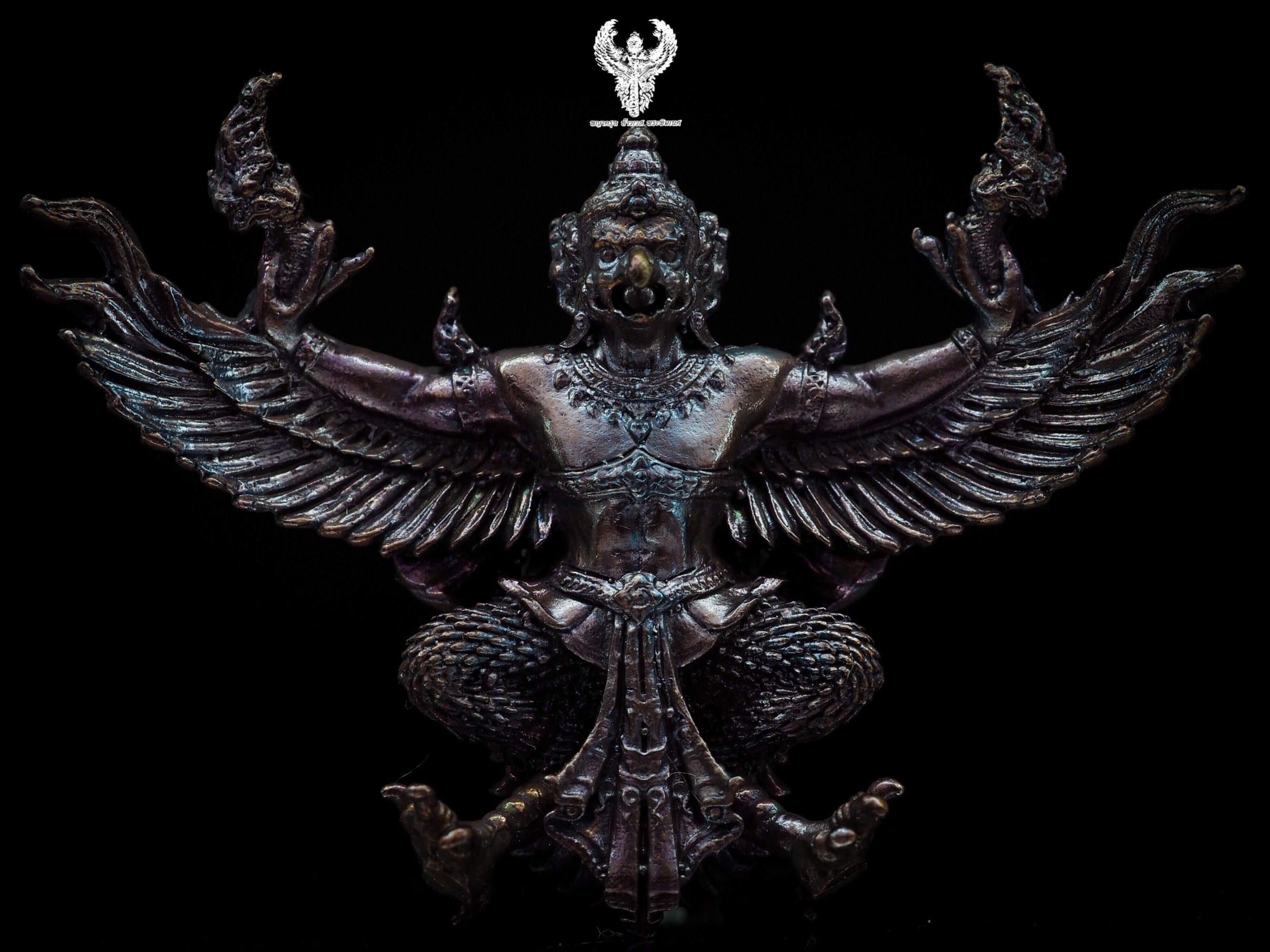พญาครุฑโทครุฑามหาราช