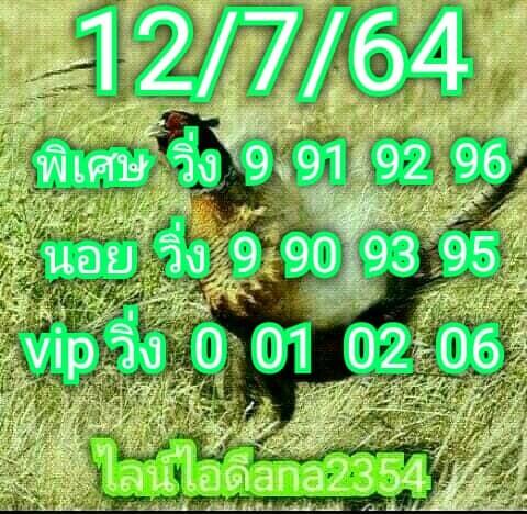 เลขฮานอยANA2354