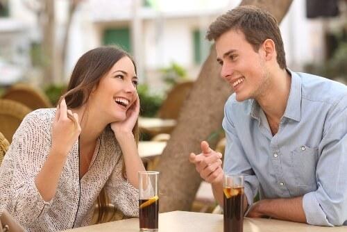 คุยกับคนที่แอบชอบ